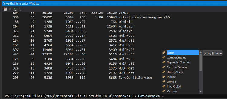 Powershell tools for visual studio 2015 visual studio marketplace a project system is available to organize scripts and easily integrate with source control systems it also offers a mechanism to provide module information ccuart Gallery
