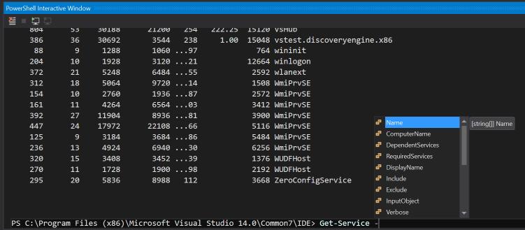PowerShell Tools for Visual Studio 2015 - Visual Studio Marketplace
